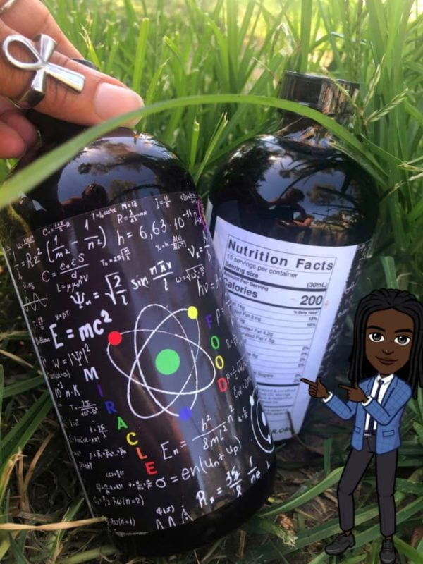Miracle Food Bottle Chakra Doctor Avatar Pic